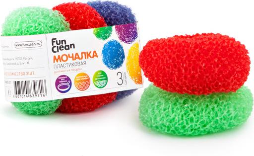 Из чего сделана губка для мытья посуды
